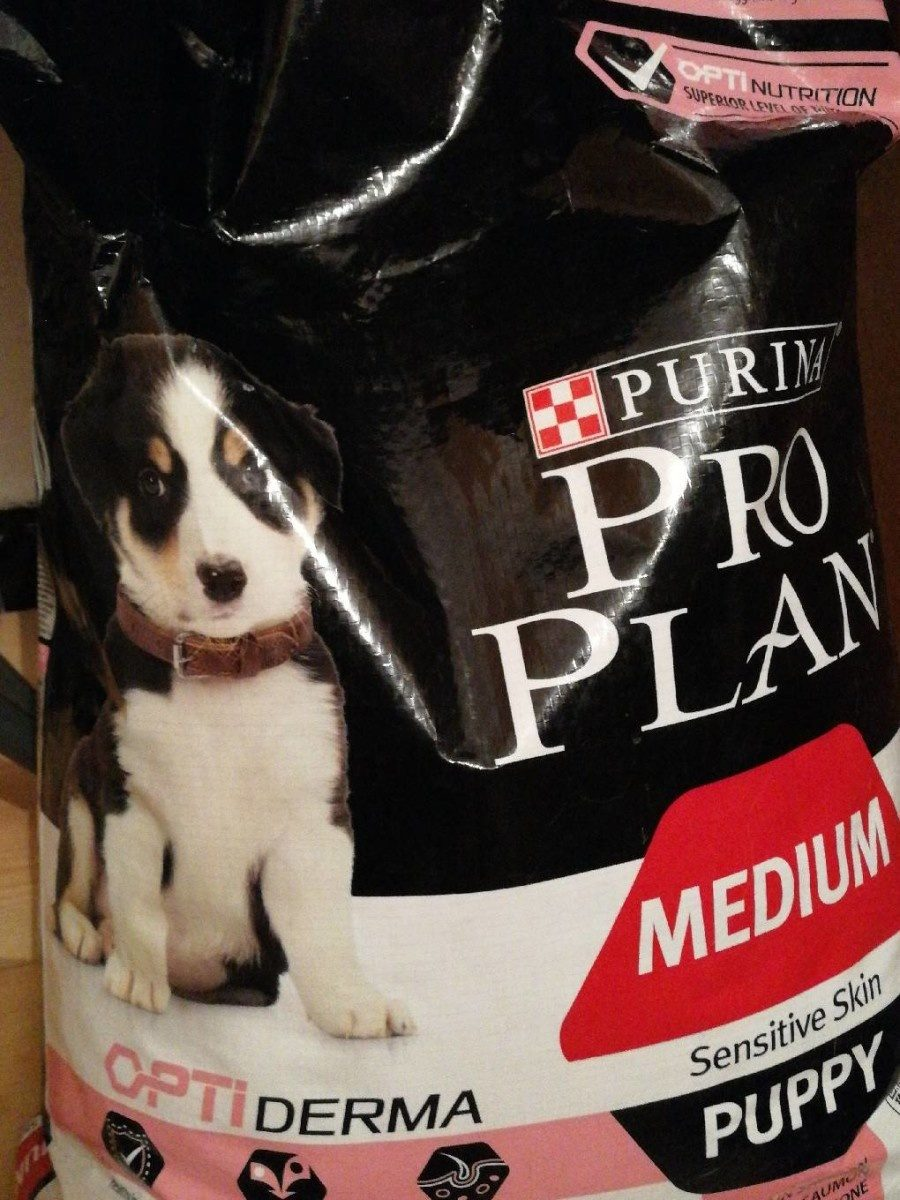 Purina Pro Plan Puppy Medium - Optiderma Avec Saumon - Product