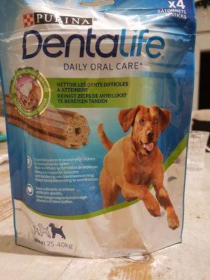 Dentalife - Bâtonnets à Mâcher Maxi Pour Chiens De Grande Taille - 142 G - Product