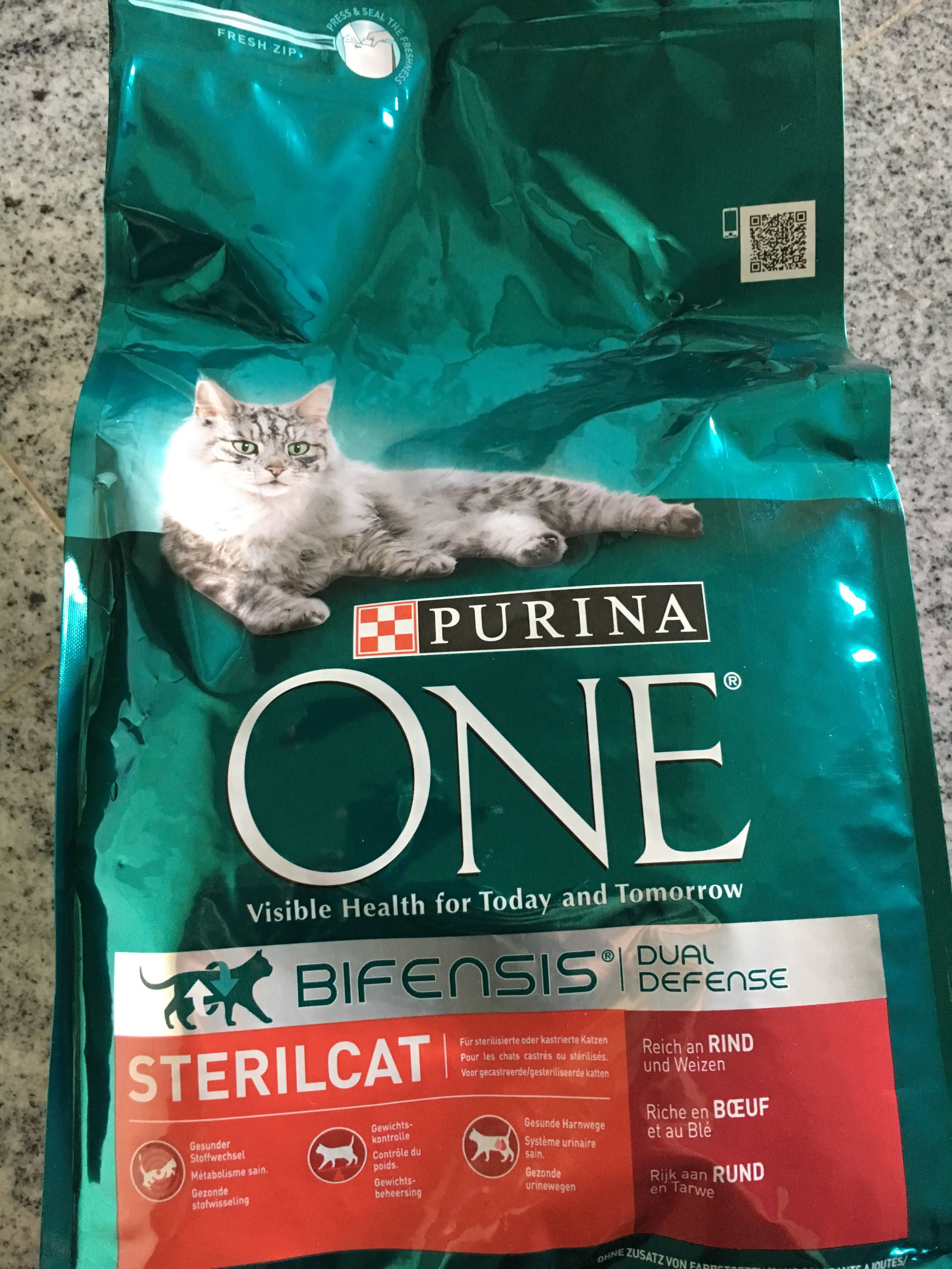 Purina One sterilicat bœuf - Product
