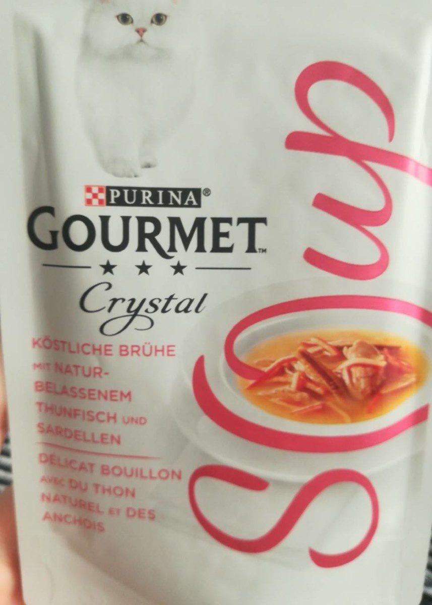 Purina Gourmet Soupe De Thon Et Anchois - Product - fr