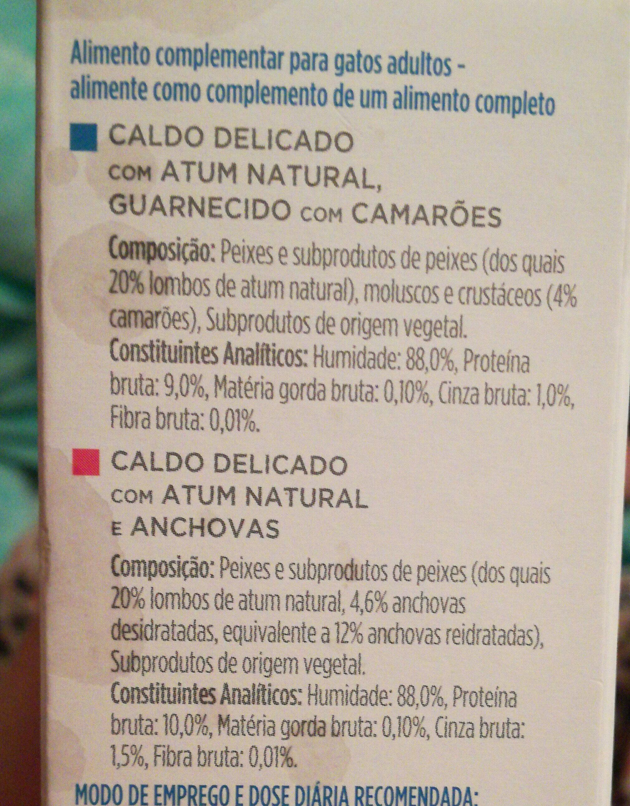 gourmet soup - Ingredients