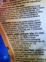 Felix Party Mix Original 200G - Nutrition facts
