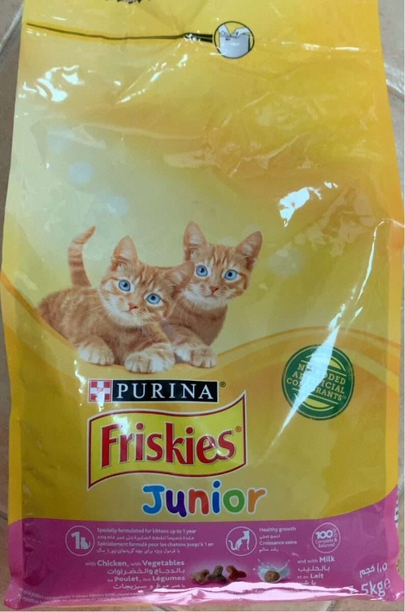 Croquettes chaton - Product - fr