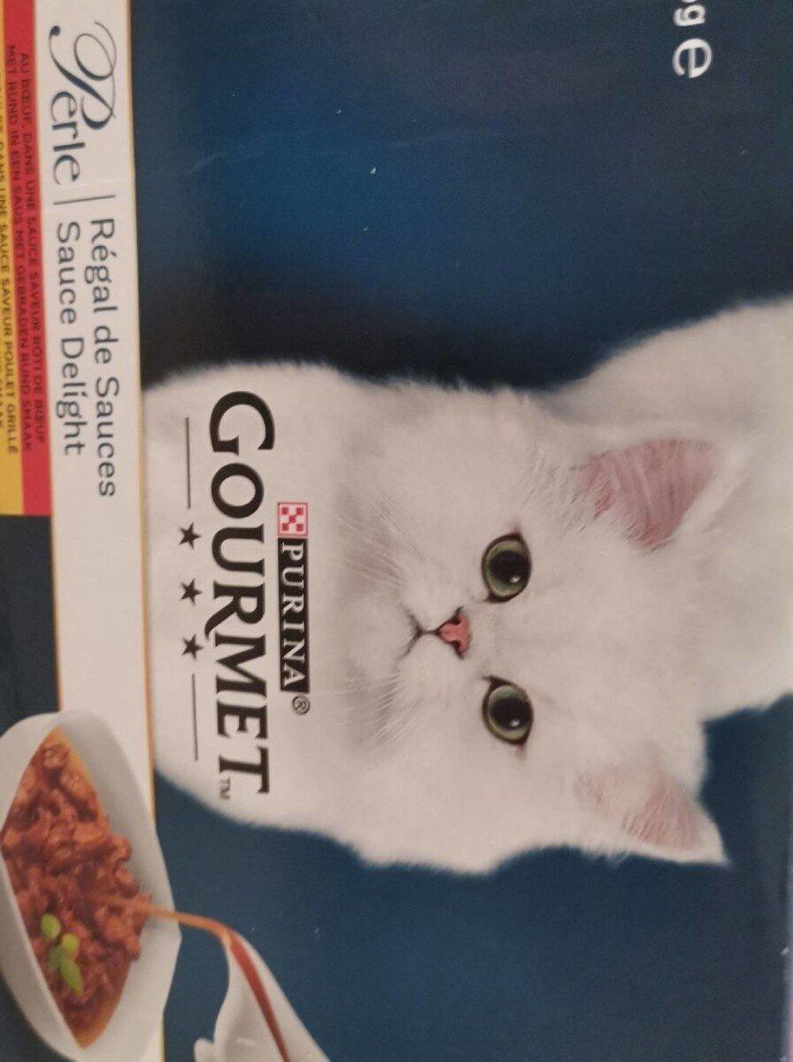 Pâté pour chat gourmet - Product - fr