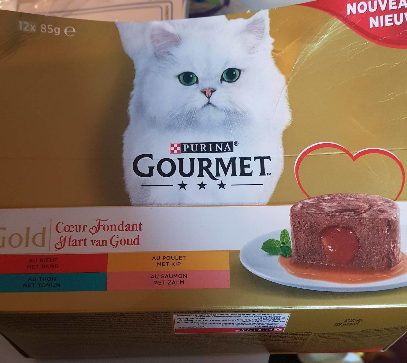 Gourmet - Product - fr