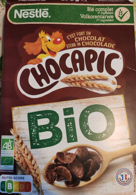 Chocapic bio - Product - fr