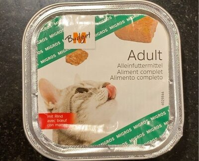 Aliment complet chat - Product - fr