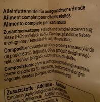 Natura plus - Ingredients