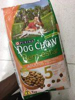 Alimento cão Dog chow bem estar 1kg adultos raças médias e grandes - Product - pt