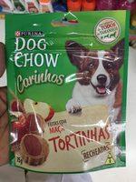 Alimento cão Dog chow carinhos 75g tortinhas - Product