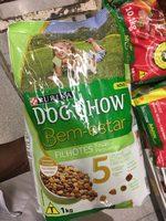 Alimento cão Doguitos chow bem estar 1kg filhotes raças pequenas - Product