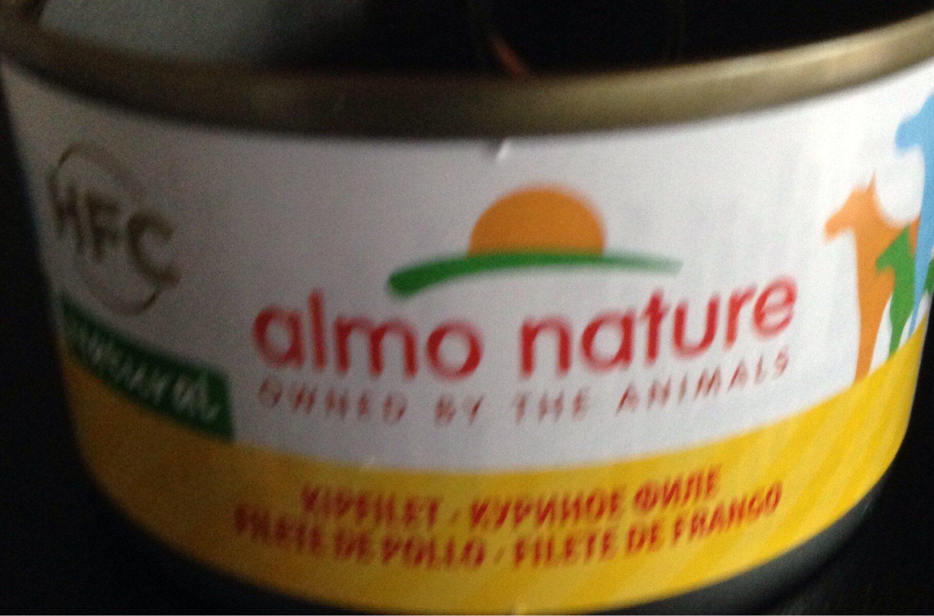 Aiguillette de poulet pour animaux - Product - fr