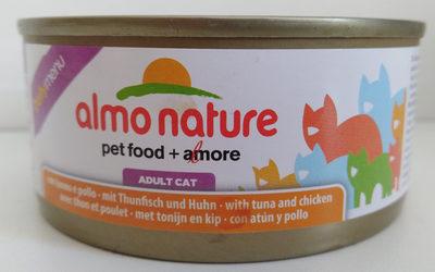 Dailymenu mit Thunfisch und Huhn - Product