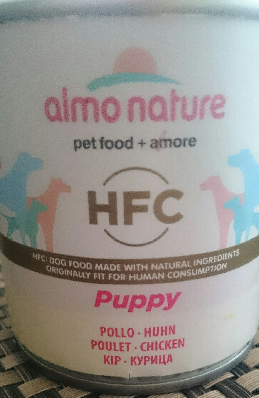 Aliment complémentaire pour chien - Product