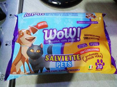 Salviette Pets - Product - it