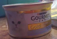 Gourmet Mousse De Poisson De L'océan Pour Chats - Product - fr