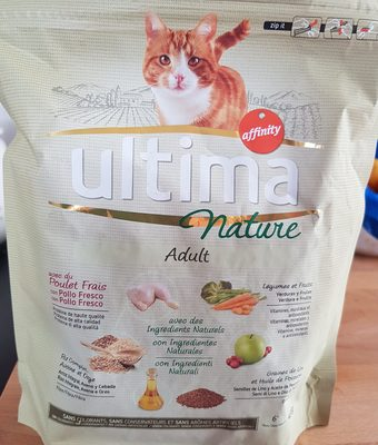 ultima nature adulte poulet - Product
