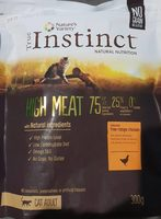 High meat - Product - fr