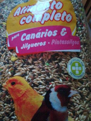 Comida para canarios - Product - en