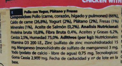 Ancestral - Ingredients