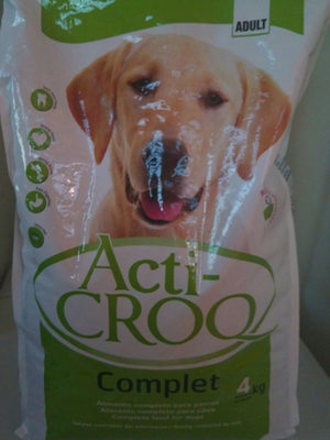 Croquettes chien adulte - Product