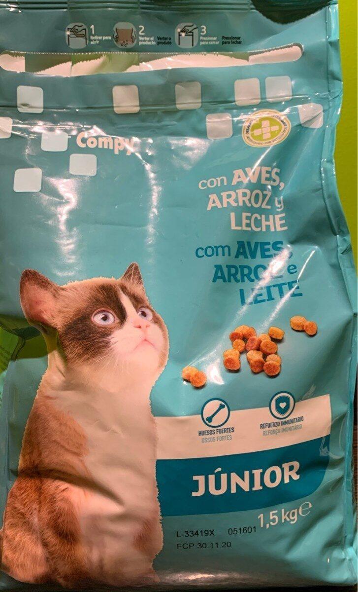 Comida de gatos - Product - es