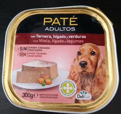 Paté adultos - Product - es