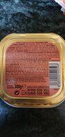 Paté adultos - Ingredients - es