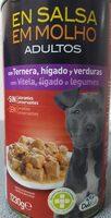 En salsa adultos para perros - Product - es
