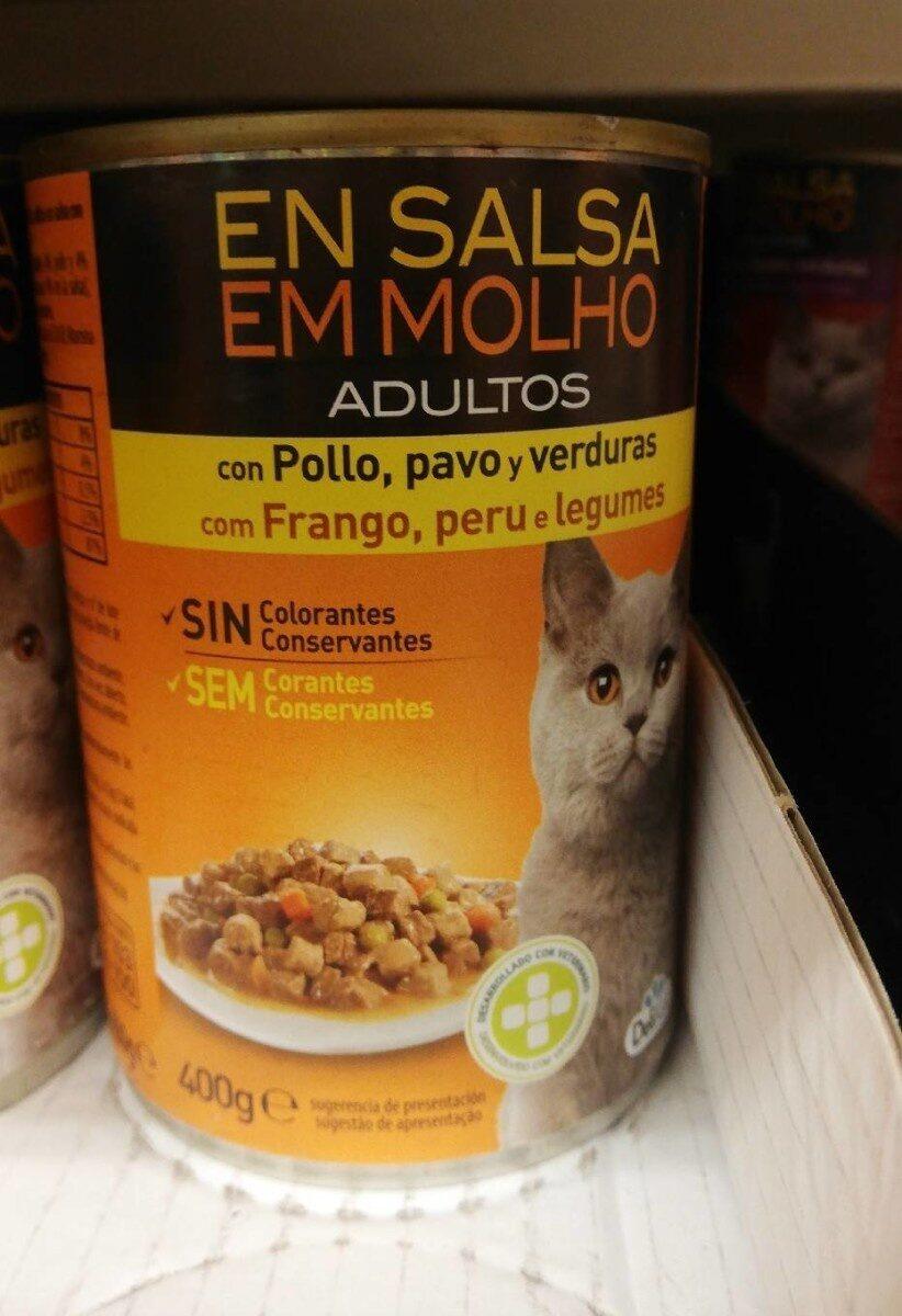 Comida de gato - Product - es