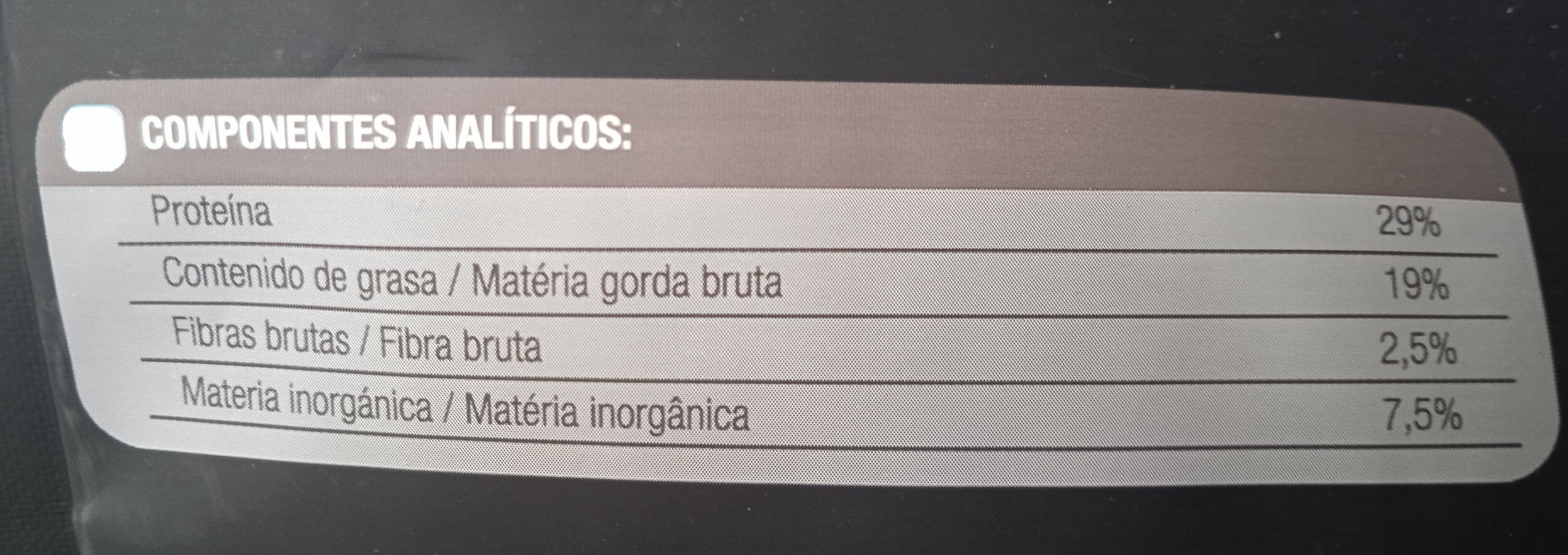 Júnior Pollo y Arroz - Nutrition facts - es