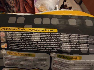 Comida de perro - Ingredients - en