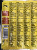 Barritas pollo e higado - Ingredients - es