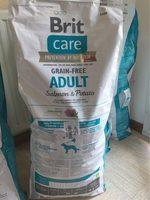 Brit Grain-free Adult Au Saumon Et à La Pomme De Terre - Produit