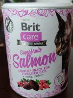 Brit Care Superfruits Salmon - Product - fi