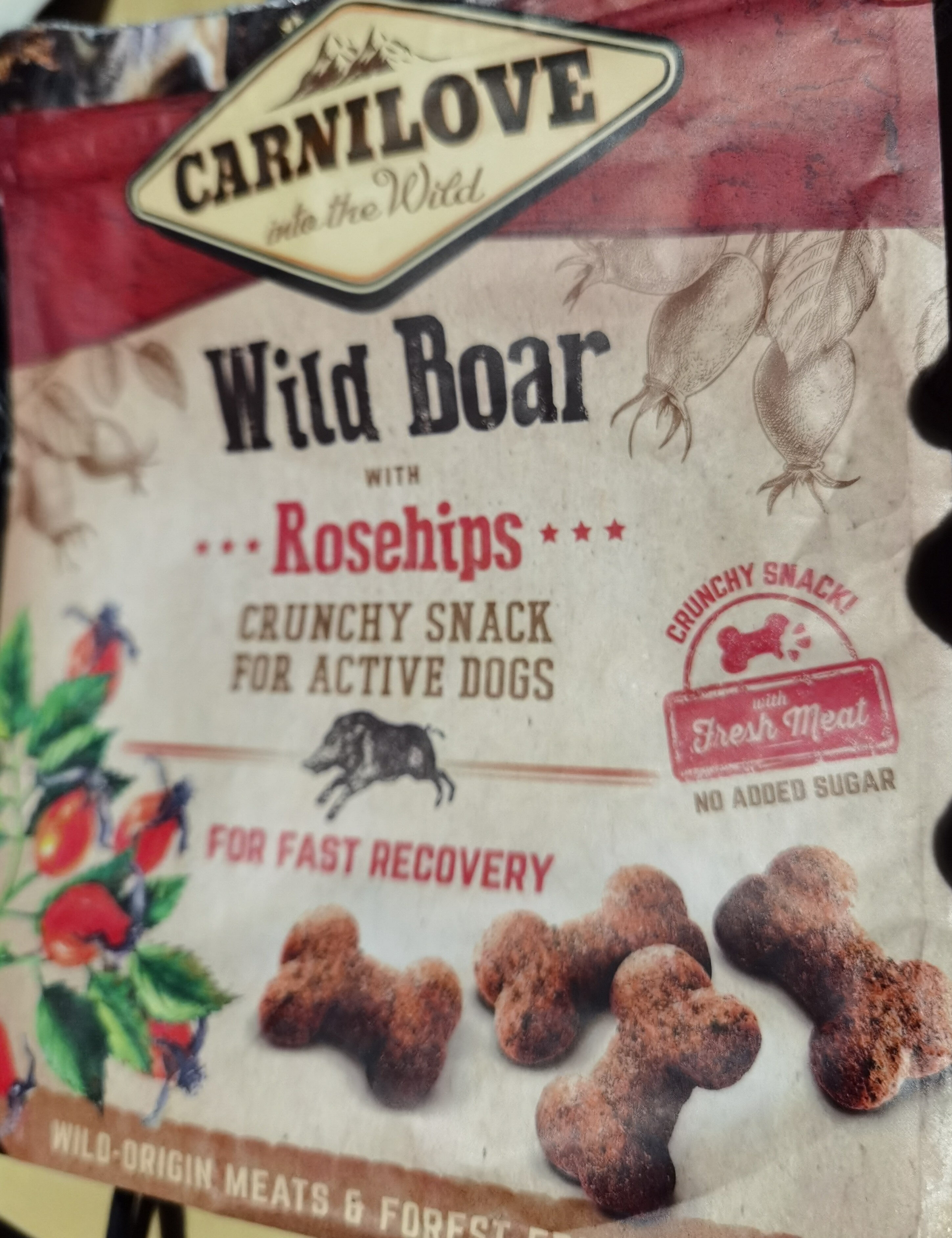 Wild Boar with Rosehips - Product - de