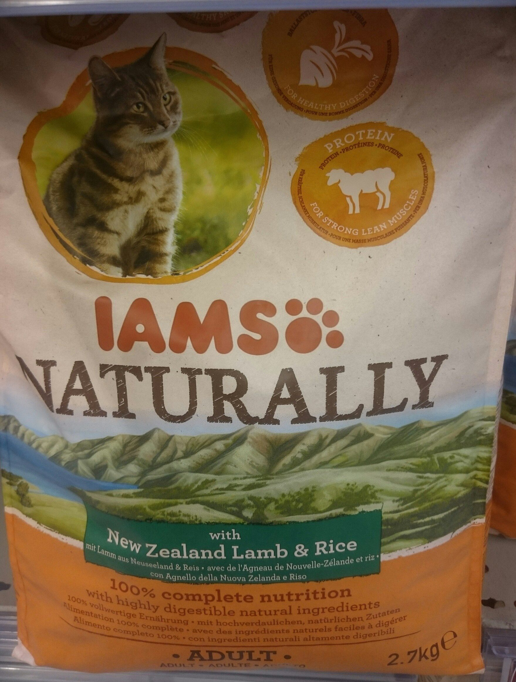 Iamso naturally - Product - fr