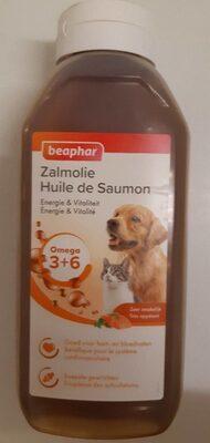 Zalmolie huile de saumon - Product - fr