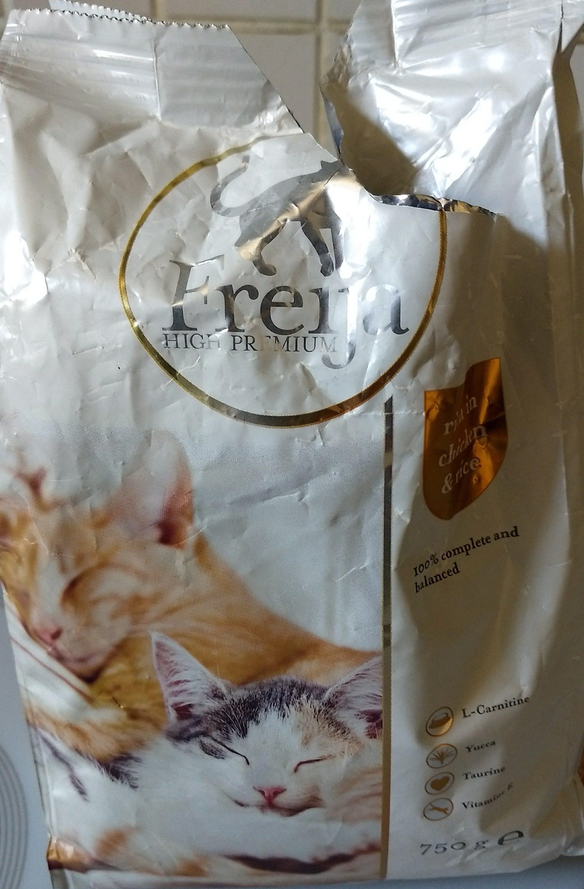 Freija High Premium Chicken & rice - Product
