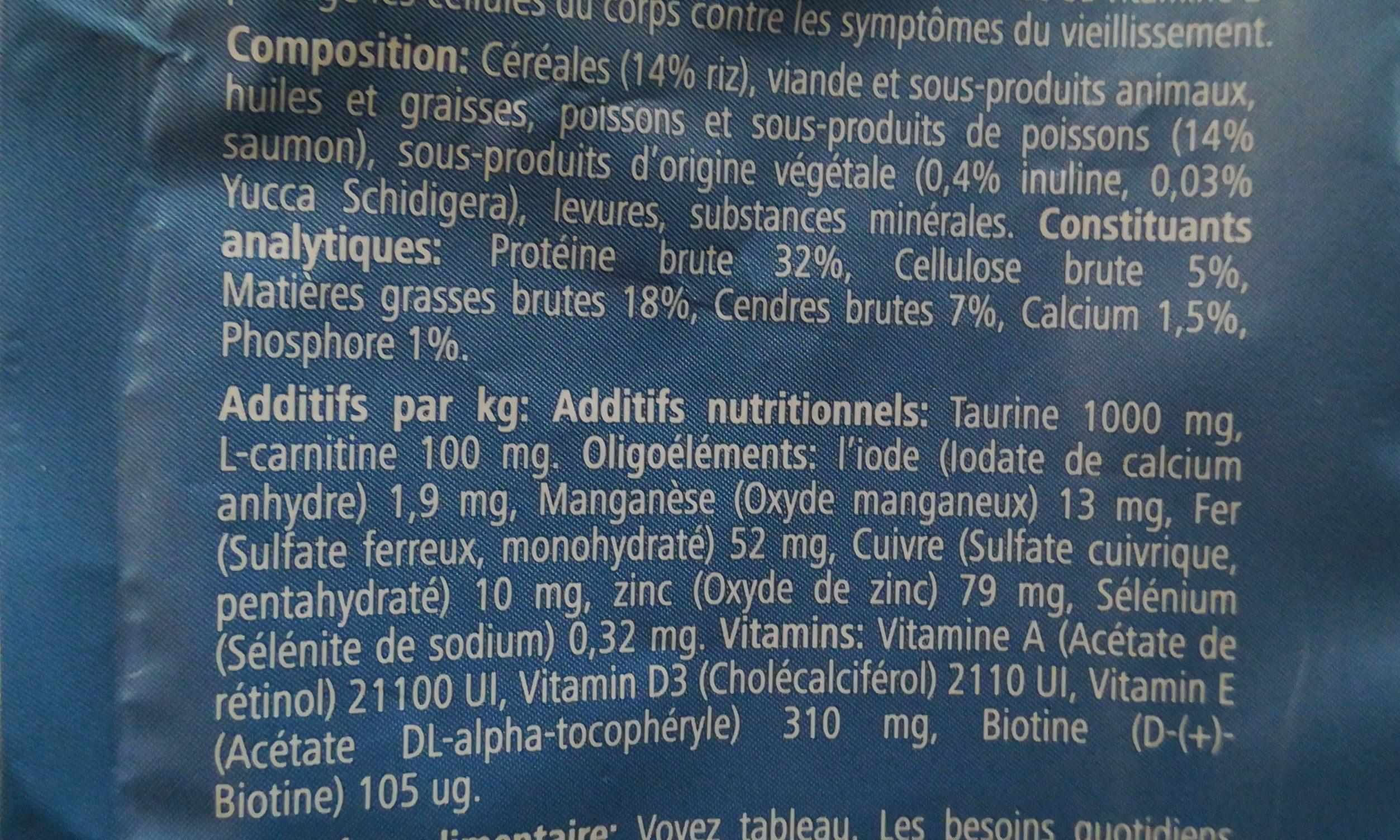 freija - Nutrition facts