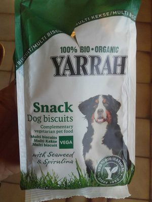 Snack dog biscuits - Product - fr