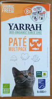 Yarrah Pâté multipack - Product