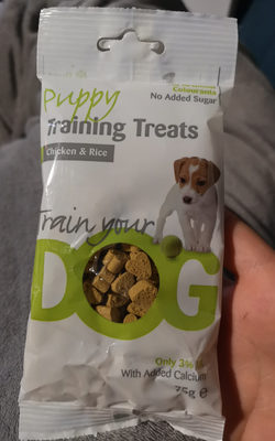 puppy training treats - Product
