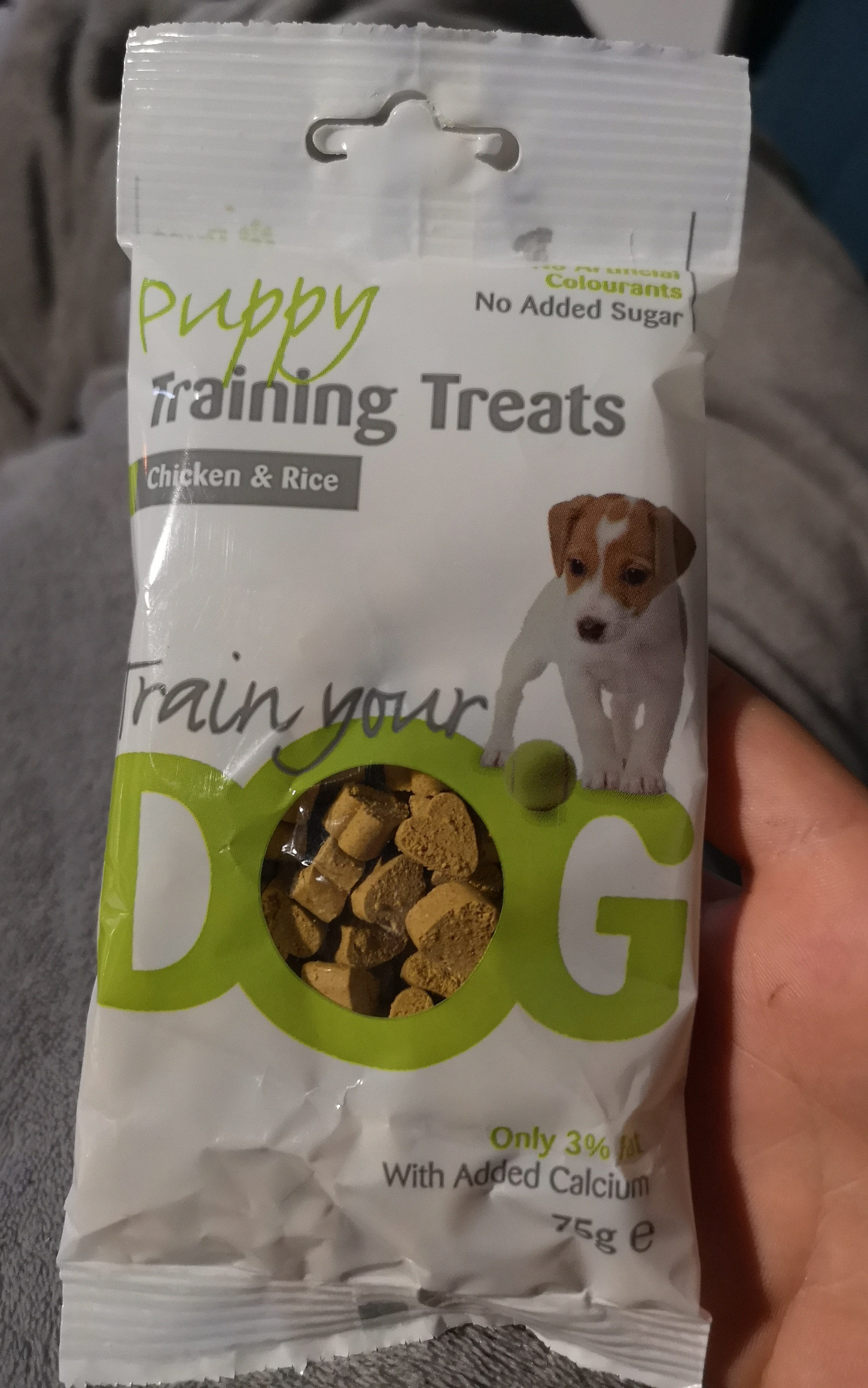 puppy training treats - Product