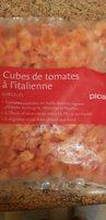 cubes de tomates à l italienne - Product