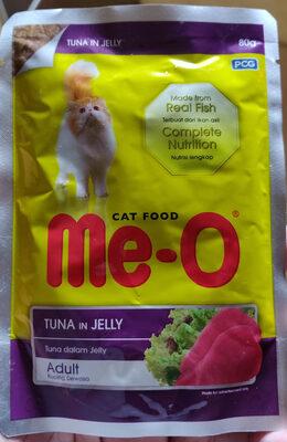 Tuna in jelly - Product - en