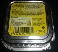 Feine Terrine (Geflügel) - Ingredients