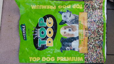Top Dog Premium Food - Product